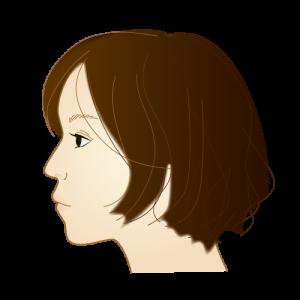 正しい上下の顎の関係