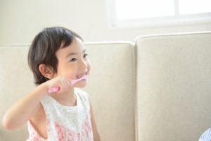 インフルエンザに歯ブラシは有効