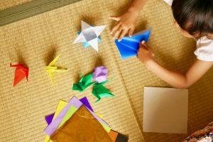 子供折り紙