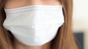 マスクでインフルエンザ予防