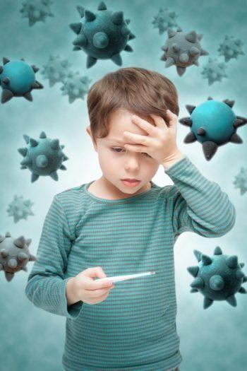 インフルエンザ大流行